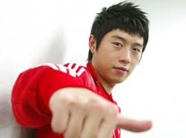 A young Lim Yo-Hwan